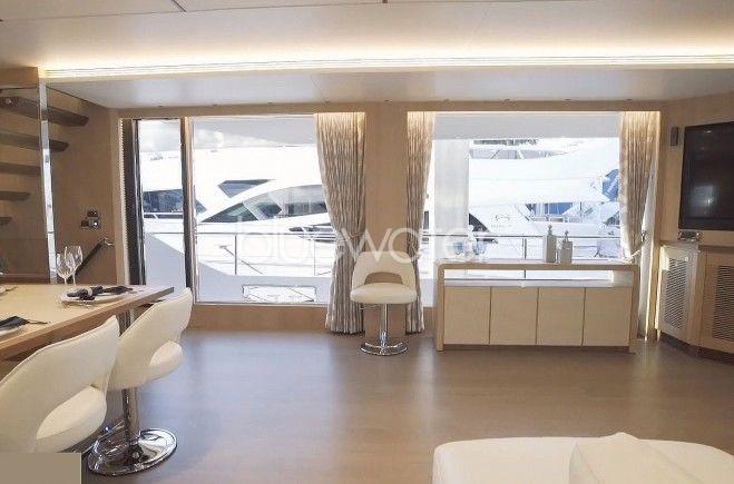 M/Y Aqua Life Yacht #25