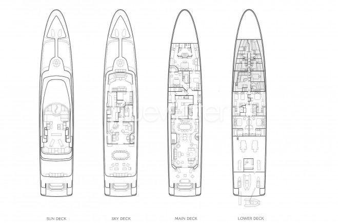 M/Y Mosaique Yacht #41