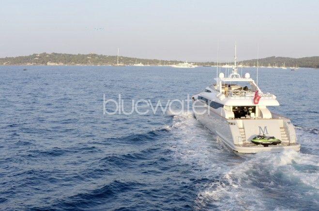 M/Y M Yacht #3