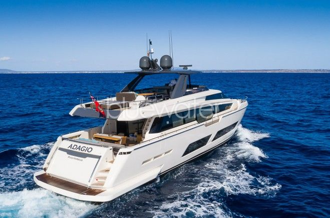 M/Y Be One Yacht #1