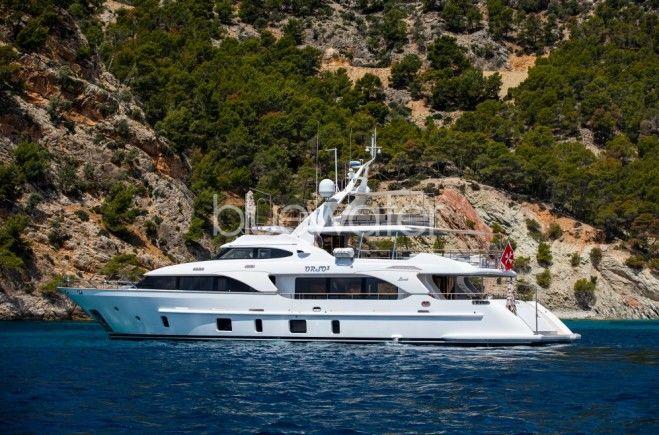 M/Y Orso 3 Yacht #1
