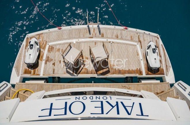 M/Y Take Off Yacht #4