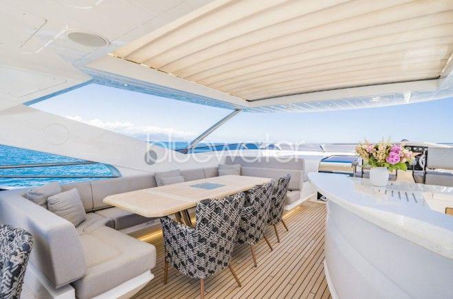 M/Y Take Off Yacht #34