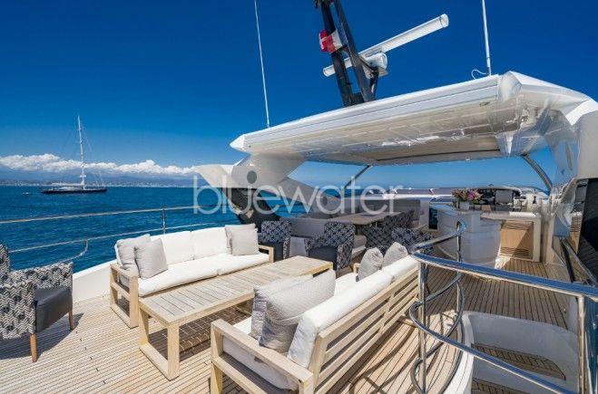 M/Y Take Off Yacht #38