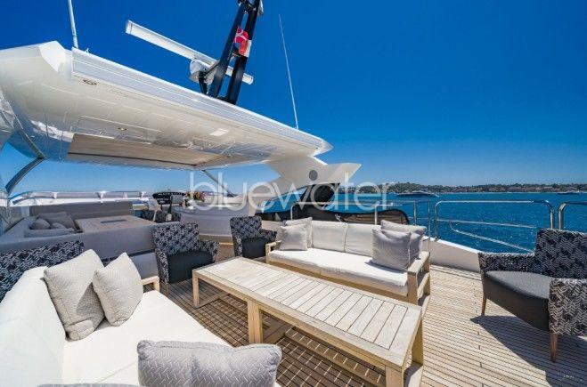 M/Y Take Off Yacht #37