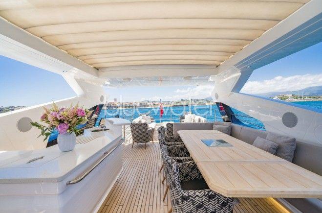 M/Y Take Off Yacht #36