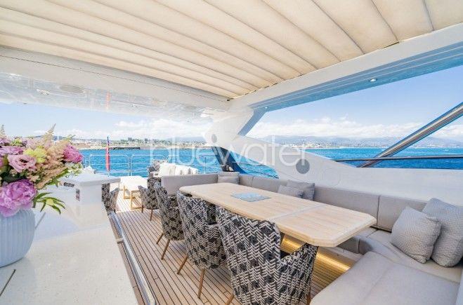 M/Y Take Off Yacht #35