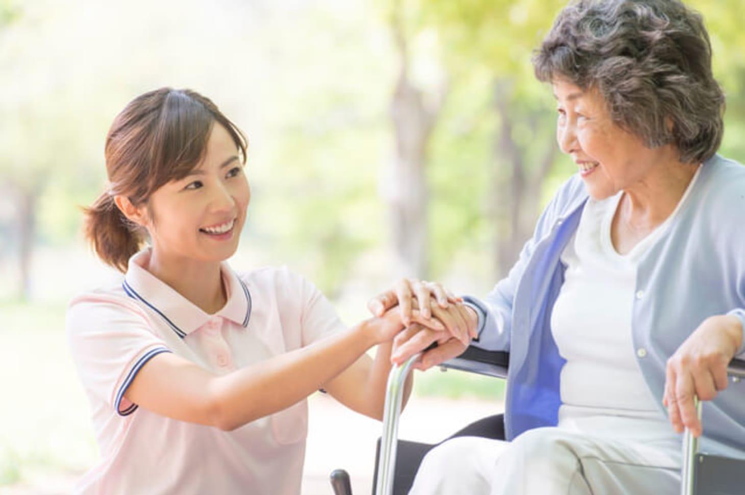 小規模多機能型居宅介護では、どんな職種が働いているの?