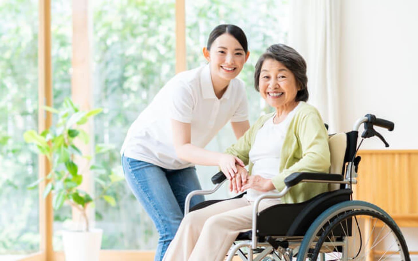 介護老人保健施設の介護職員の仕事内容とは?