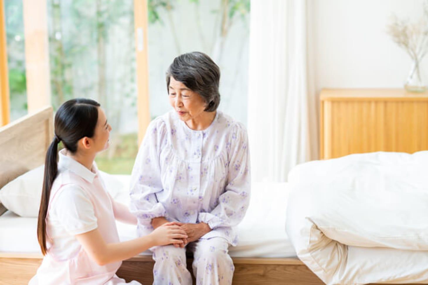 小規模多機能型居宅介護の仕事内容とは?