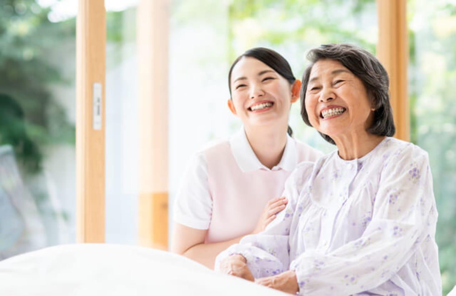 介護老人保健施設の介護職のやりがい・大変なこととは?