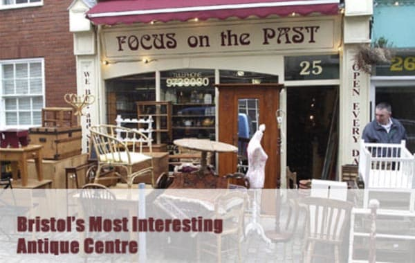 Focus On The Past Antique Centre, Google Street View virtual tour by Samantha Mignano, Marketing & SEO consultant