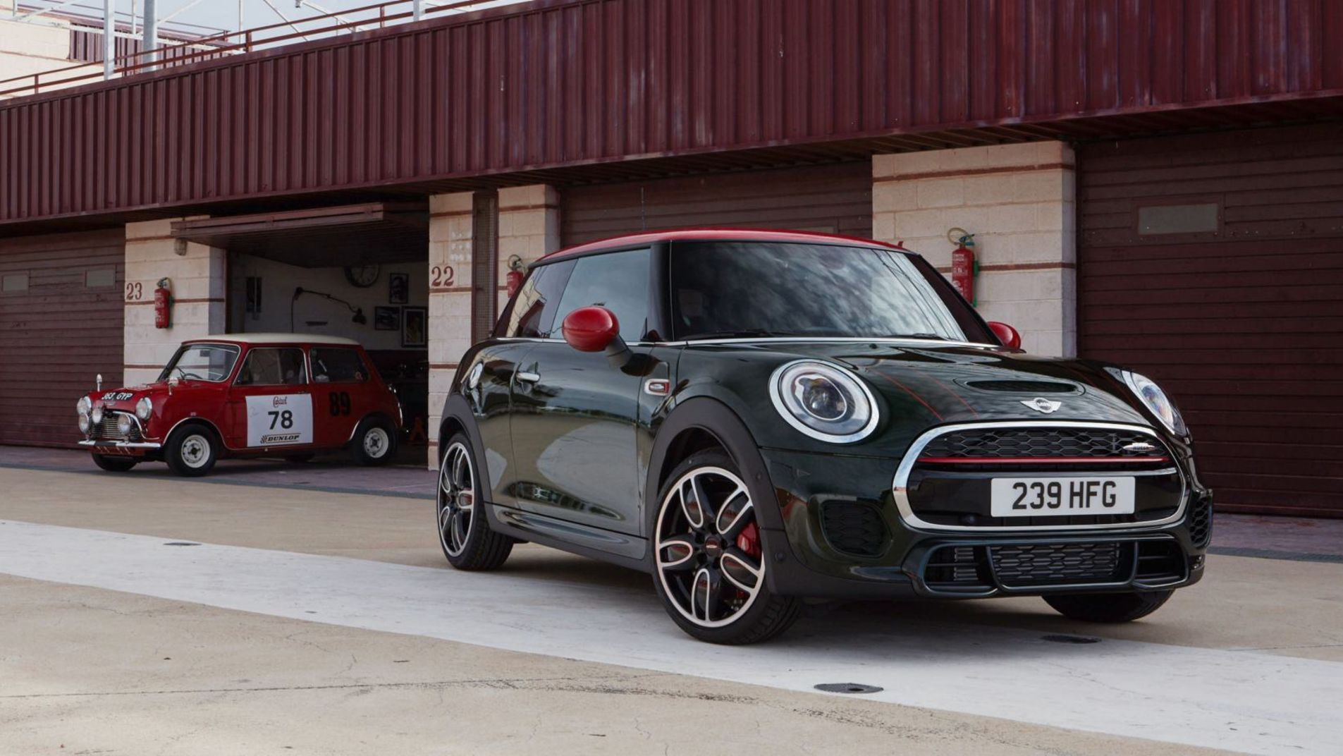 John Cooper Works | MINI Thrill Maximised