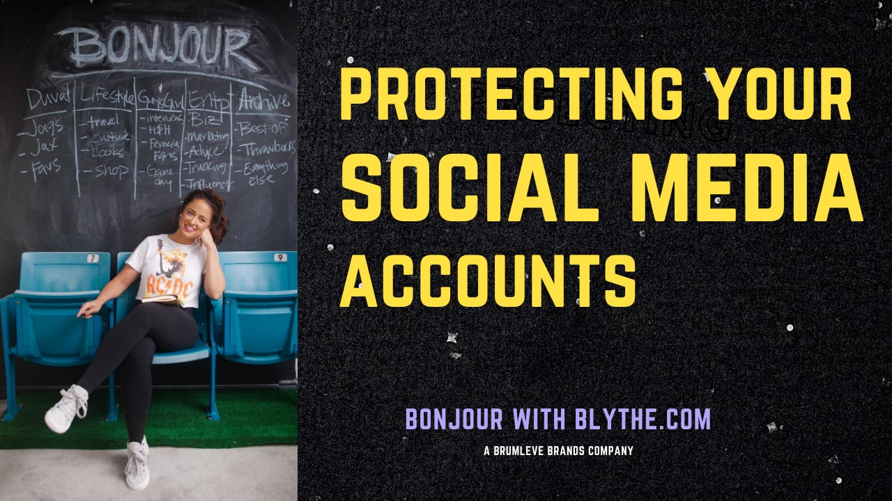 How to protect your social media accounts
