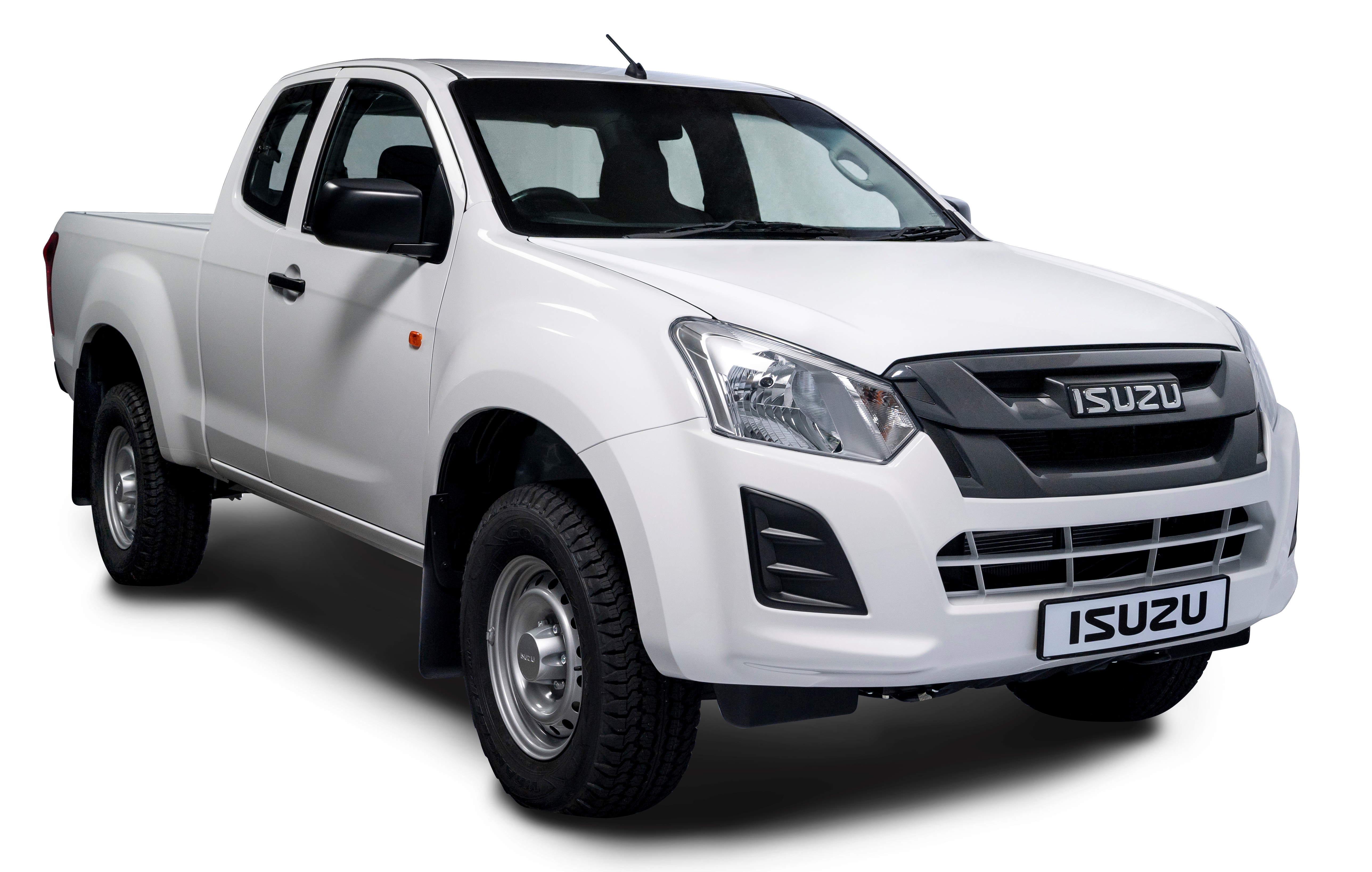 Introducing the D-MAX 250 HO Extended Cab Hi-Ride Automatic