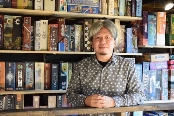 【インタビュー】ミリオンパーセント ⾧屋を改修したヒト中心のボードゲームカフェで味わう極上のコンシェルジュ体験