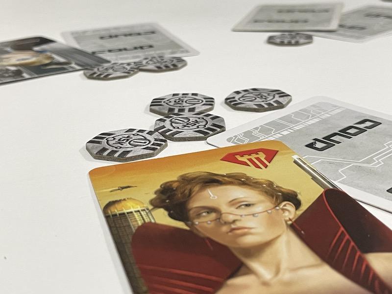 【Coup(クー)】~戦略とブラフで勝ち抜くカードゲーム!概要とルールを簡単に紹介!~