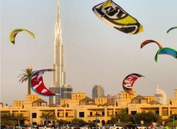 Dubai Kitebach