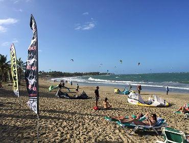 Cabarete (Kite & Windsurfbeach)