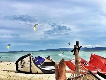Koh Phangan (Breeze Kiteboarding)