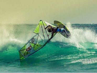 Caños (Windsurfbeach)