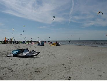 St. Peter Ording Nord (Hauptstrand)