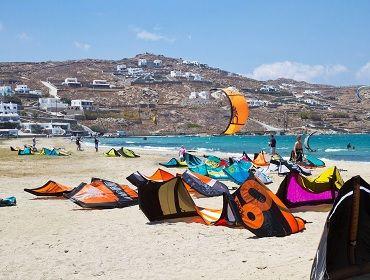 Mykonos (Korfos Beach)