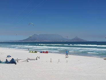 Kapstadt (Dolphin Beach)