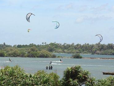 Sri Lanka (Kappalady Lagoon)