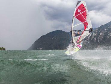Idrosee (Windsurfbeach)