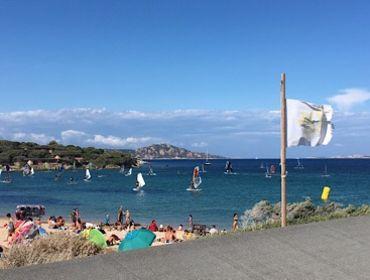 Sardinien (Porto Pollo Windsurfbeach)