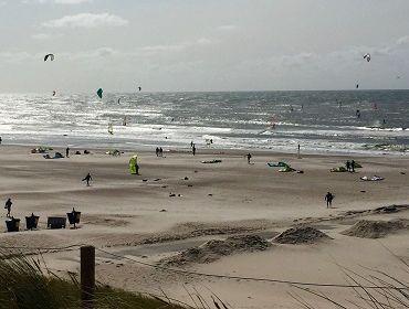 Hvide Sande Mole Süd: Kitesurf- und Windsurf Spot