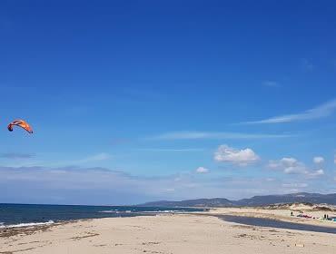 Sardinien San Pietro: Kitesurf- und Windsurf Spot