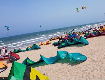Hainan Boao: Kitesurf- und Windsurf Spot