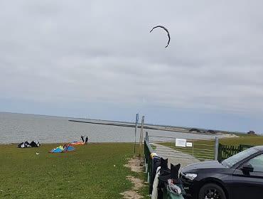 Husum (Holmer Siel): Kitesurf- und Windsurfspot