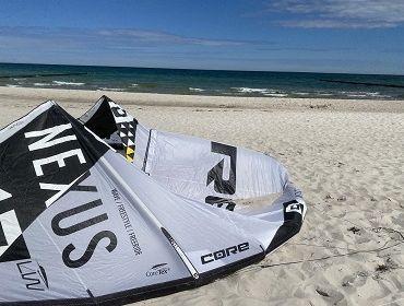 Darß (Zingst West): Kitesurf- und Windsurfspot