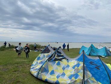 Darß (Born): Kitesurf- und Windsurfspot