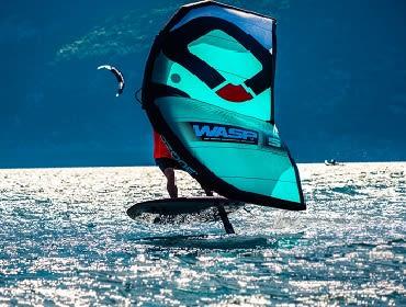 Gardasee Hotel Capo Reamol: Kitesurf- und Windsurf Spot