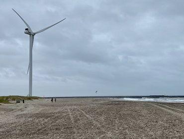 Hvide Sande Mole Nord: Kitesurf- und Windsurf Spot