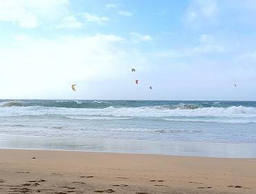Fuerteventura (Cotillo): Kitesurf- und Windsurf Spot