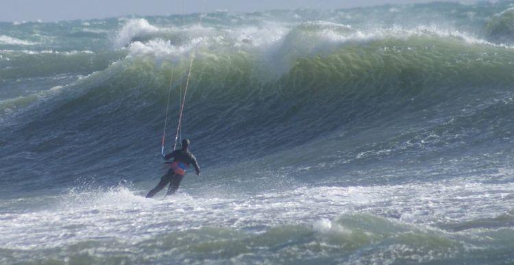 Der Wellenspot in Italien (Puzziteddu)