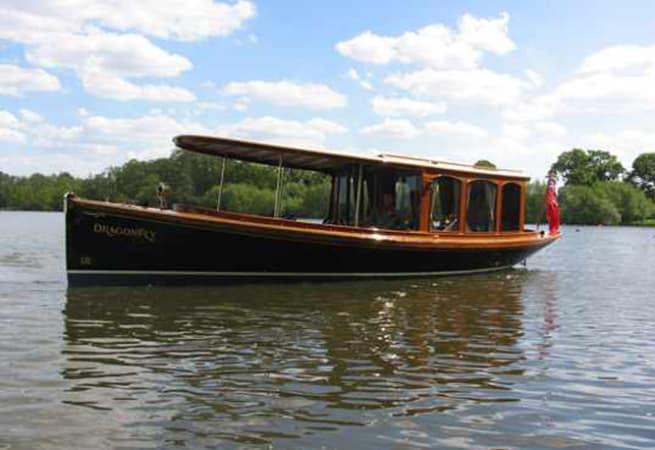 Dragonfly - Norfolk River Cruiser