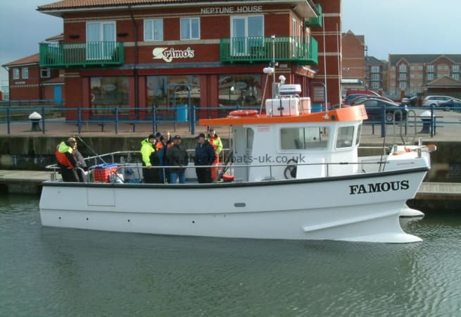 Famous  - Blyth Catamaran