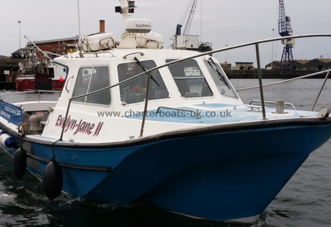 Evelyn Jane II - Offshore 105