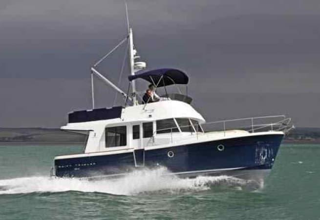 Lady Anne Fishing  - Swift Trawler 34