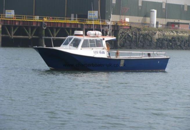 Lone Shark - Offshore 105
