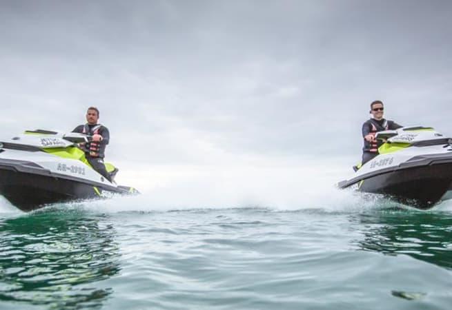 Jetski Safaris  - Sea Doo GTI