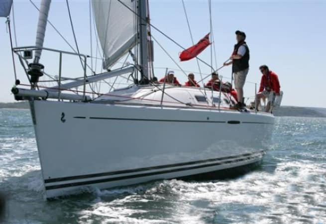 Escapado - Beneteau First 40.7