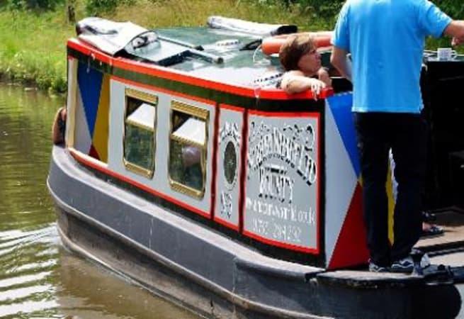 Planet  - Narrow Boat