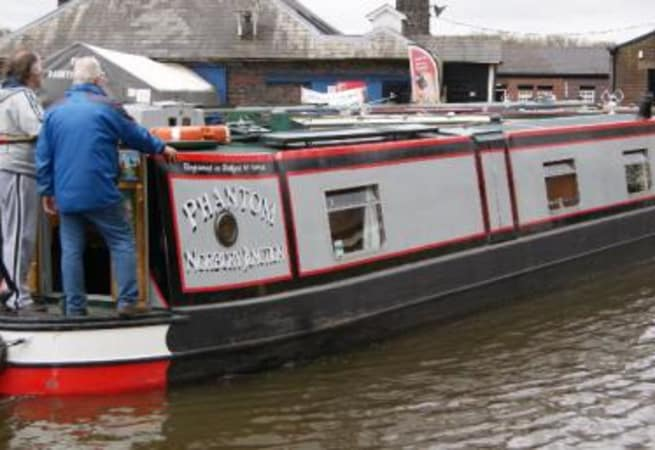 Phanton - Narrow Boat